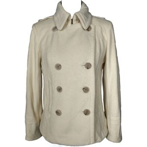 J. Crew Wool Coat size M